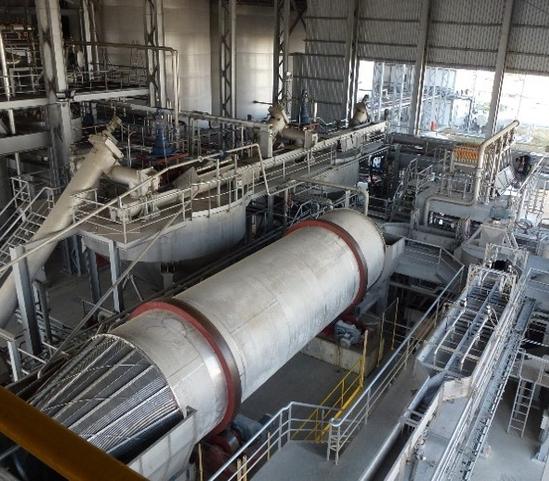 Interis bioethanol cassava